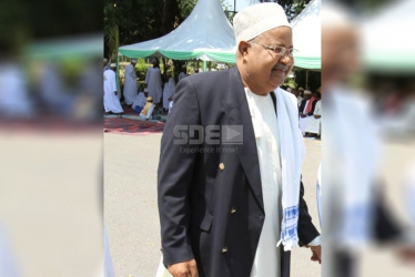 Mombasa Tycoon Tahir Sheikh Said (TSS) dies a broken hearted man