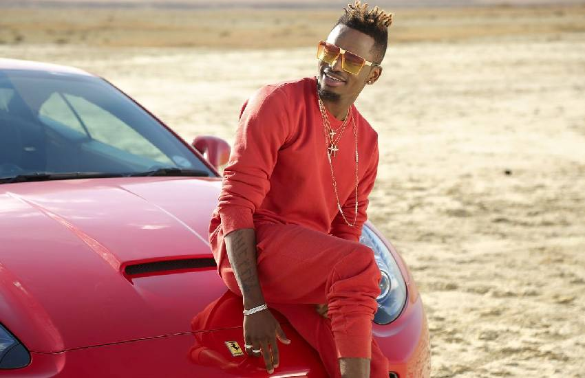 Six legendary artists Diamond Platnumz has collaborated with