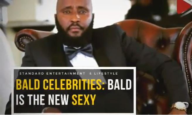 Bald the new sexy? 16 trendsetting celebrities