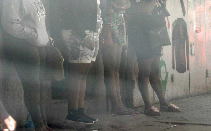Nairobi men visit us before heading to work- City hookers