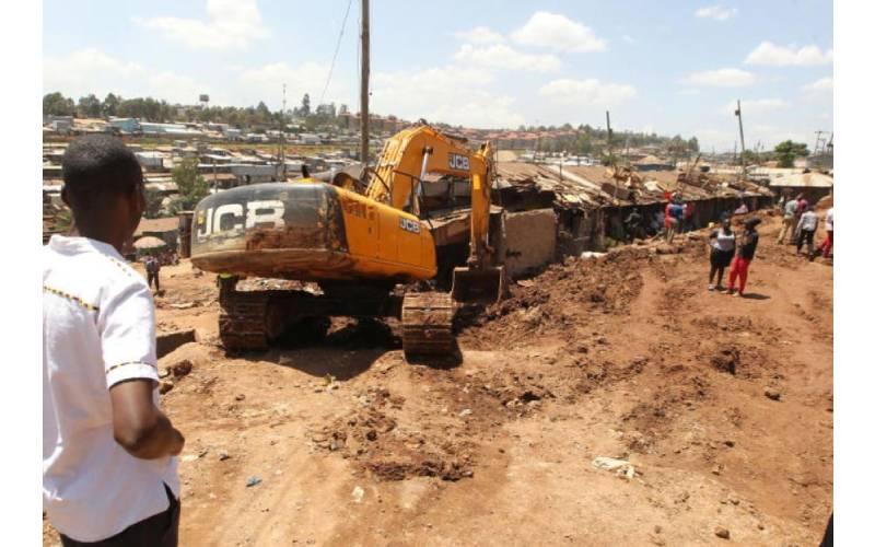 Nairobi slums to have walkways and cycle lanes, says Kura