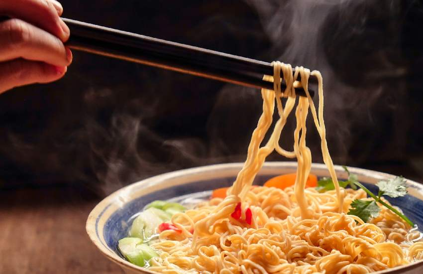Nine members of same family die after eating homemade noodles left in freezer