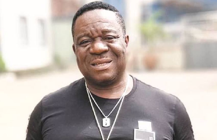 Nollywood actor 'Mr Ibu' recounts near-death experience