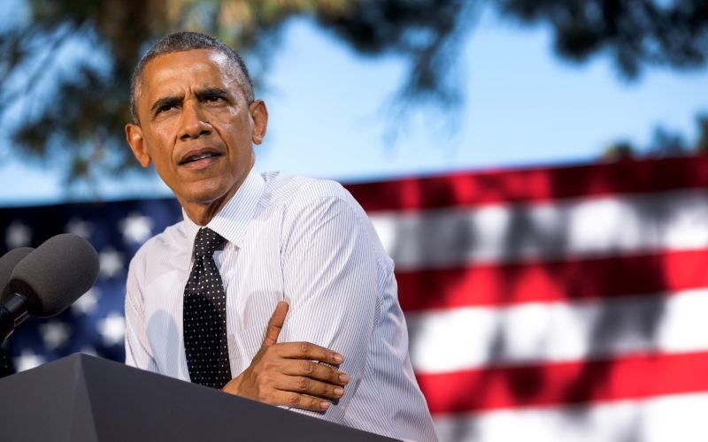 Obama speaks on guilty verdict in George Floyd case