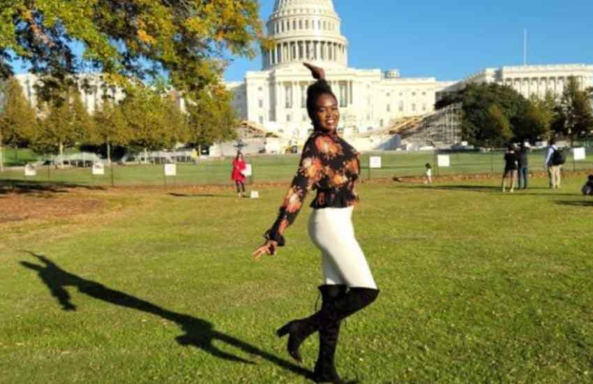 Rapper Msupa S on US tour, residing in Virginia