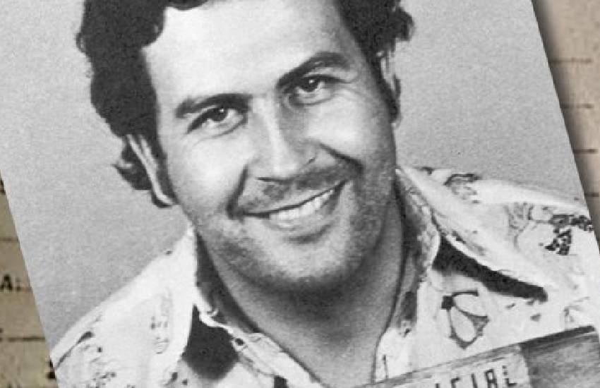 Pablo Escobar's nephew found Sh2 billion stash hidden in wall of drug lord's house