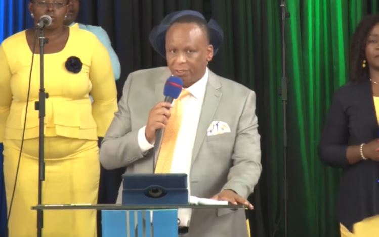 Pastor blames President for Covid-19 third wave in viral video