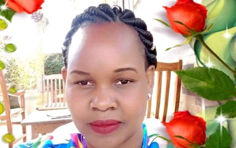PHOTOS: Detectives looking for female killer cop who covers herself in a buibui