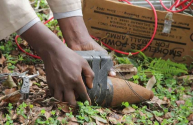 Police detonate bomb in Tharaka Nithi that could have wiped out 2km