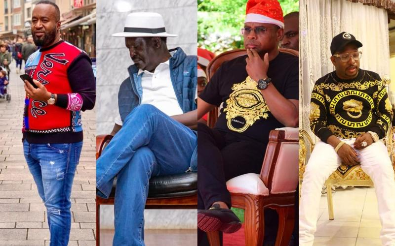Politicians ditching suits for casual wear