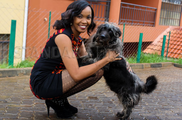 I turned my passion for pets into a business and invested Sh3 million - Cecilia Mwangi