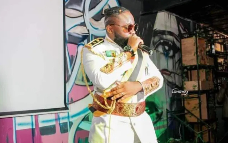 Rapper apologises to the SDA Church for wearing Pathfinder uniform during party
