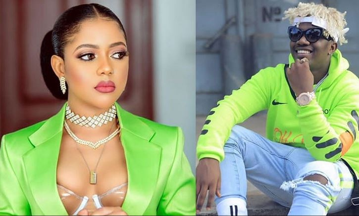 Rayvanny harshly demands baby mama to delete his picture from her Instagram