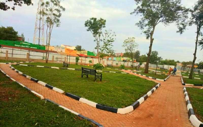 Recreational park that will change the face of Siaya town