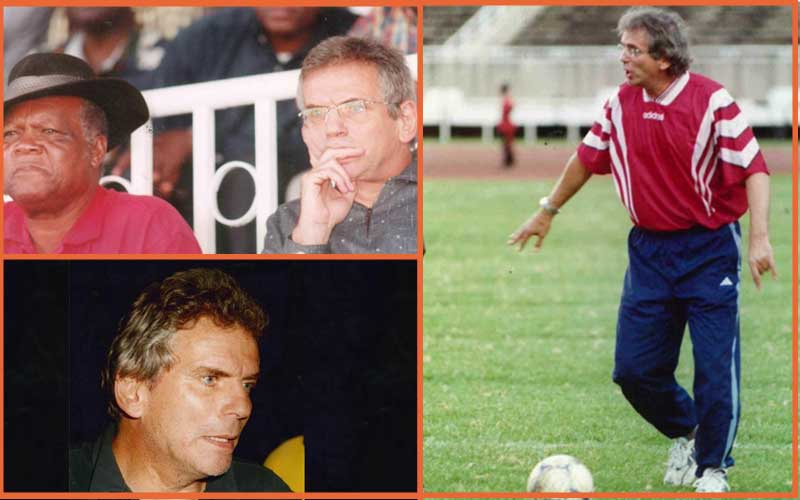 Reinhard Fabisch: Coach who almost took Harambee Stars to the World Cup