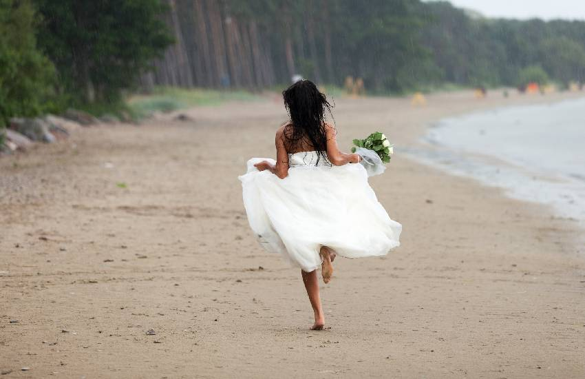 Runaway brides: Why they vanish after wedding
