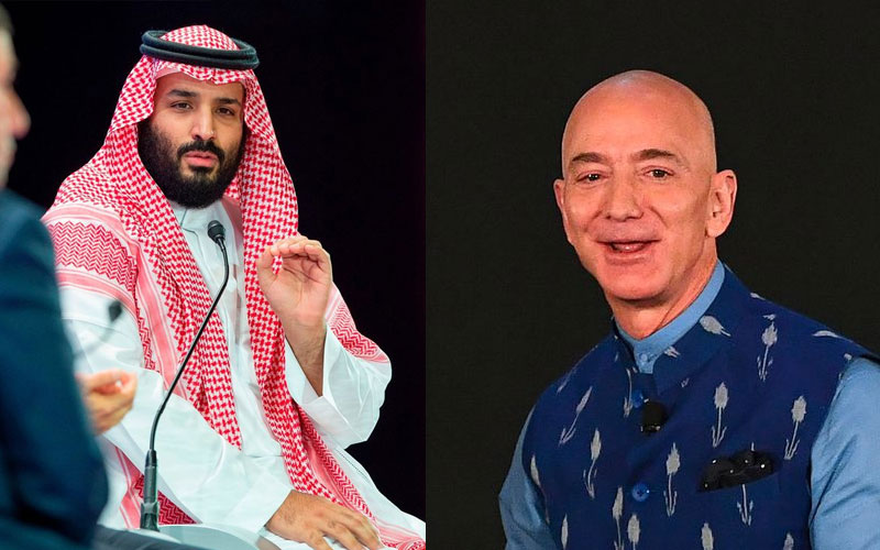 Saudi Arabia denies Jeff Bezos' phone was hacked via WhatsApp from crown prince