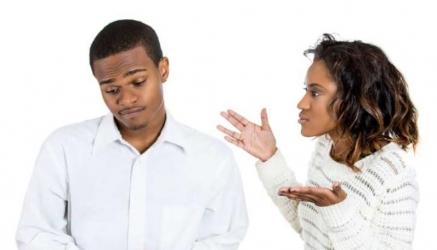 She's still your girlfriend 'hata akinyesha,' period!