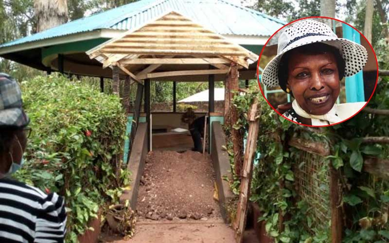 Siaya woman to be buried in grave she dug 23 years ago