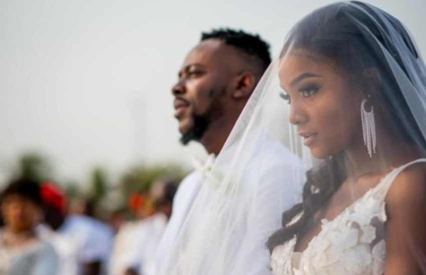 Simi celebrates husband on anniversary in sweet post