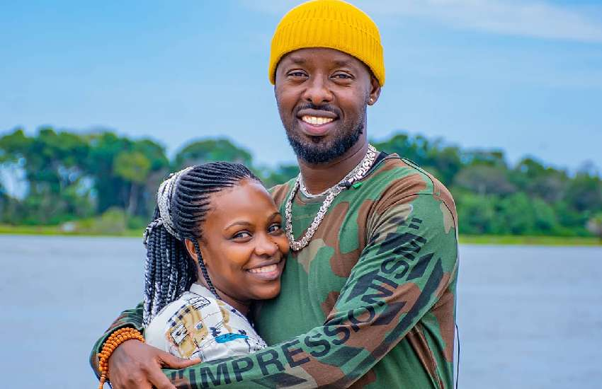 Singer Eddy Kenzo reunites with long-lost sister