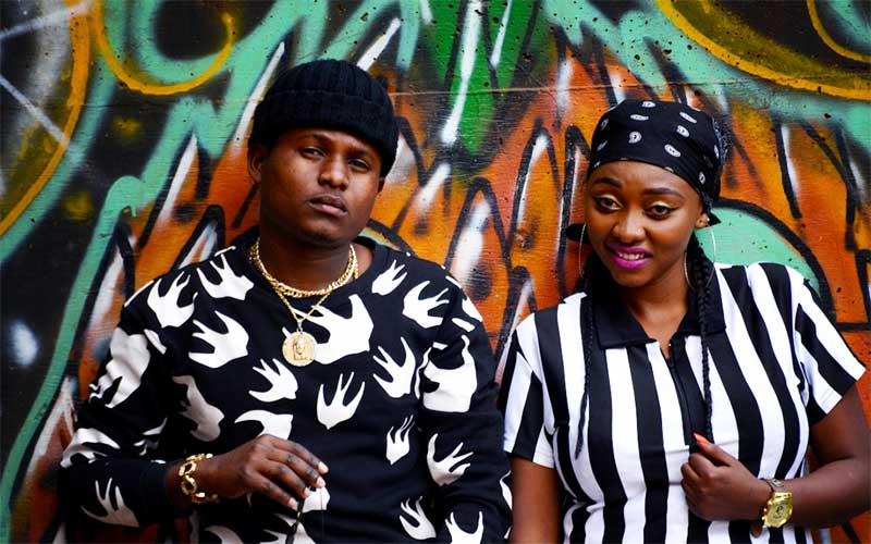 Singing duo Khasah release 'Tete Measure', decry 'frustrating' music industry