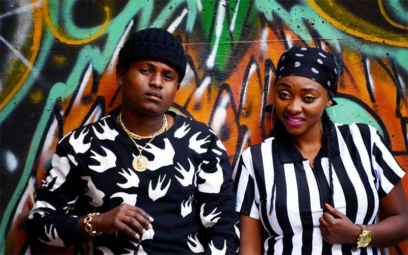Singing duo Khasah release 'Tete Measure', decry 'frustrating' music industry