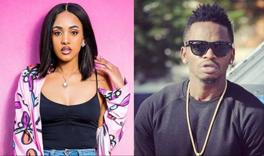 Tanasha Donna's message to Diamond as 'Gere' makes it to most viewed African songs 2020