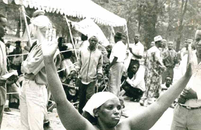 Unbowed: The day six defiant mothers stripped naked at Uhuru Park
