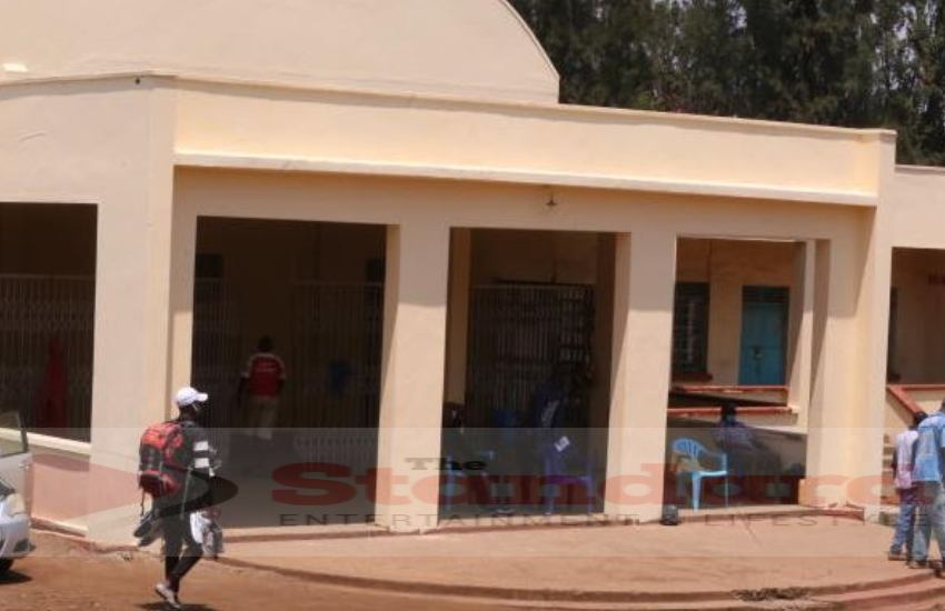 The fall of Ofafa Memorial Hall, Luo nation's iconic head office