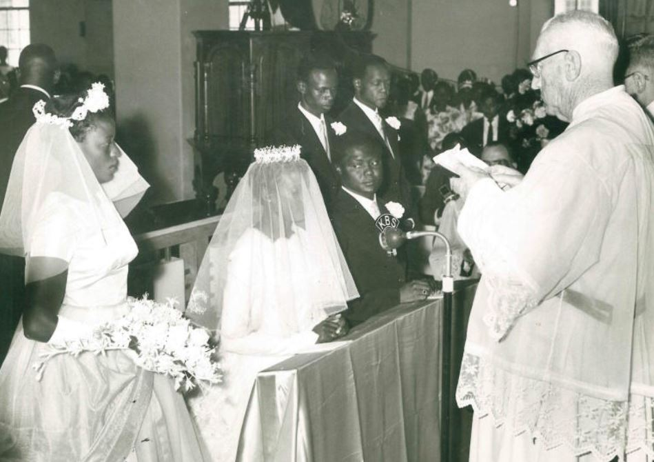 The grand wedding of a man 'Kenyans wanted to forget'