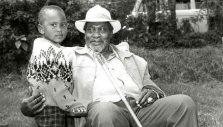 The Kenyatta's-Like father like son: The apple fell under the tree