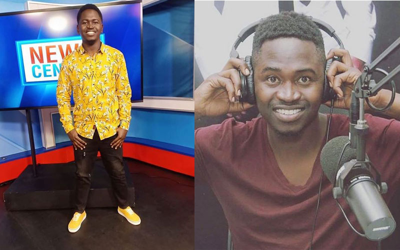 The untold story of KTN's multitalented anchor, Brian Aseli