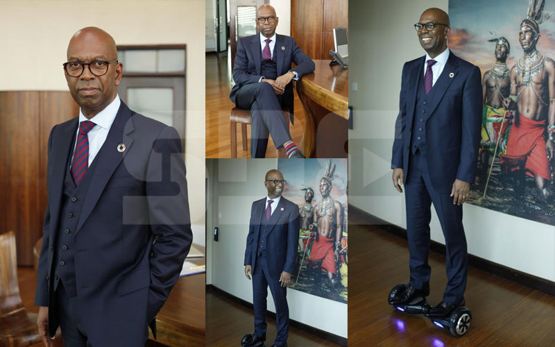 There is no shortcut: 12 lessons from Bob Collymore on one-year anniversary