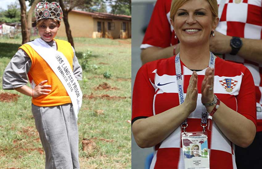 Ruth Kamande competes with Croatian President as most searched in Kenya