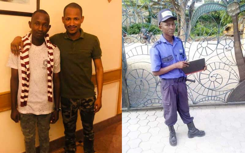 Babu Owino to sponsor comrade who dropped out to become watchman