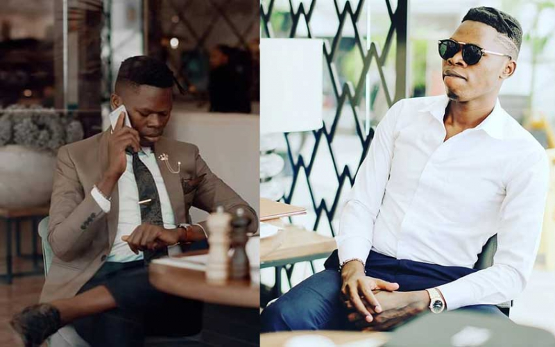 PHOTOS: Vicmass Luo Dollar's son all grown up