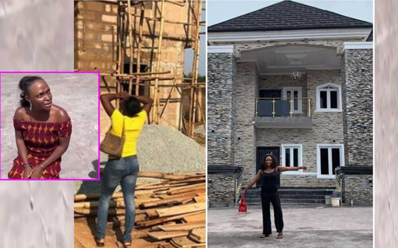 Busted! Blogger 'arrested for flaunting tycoon's mansion'
