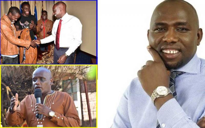 'Call polis!' Kipchumba Murkomen responds to Itumbi, Propesa