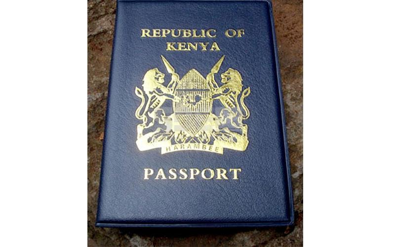 Cartel demanding bribes to issue passports