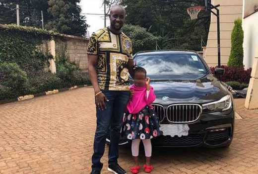 Checkout SportPesa CEO Ronald Karauri's latest ride, sleek BMW