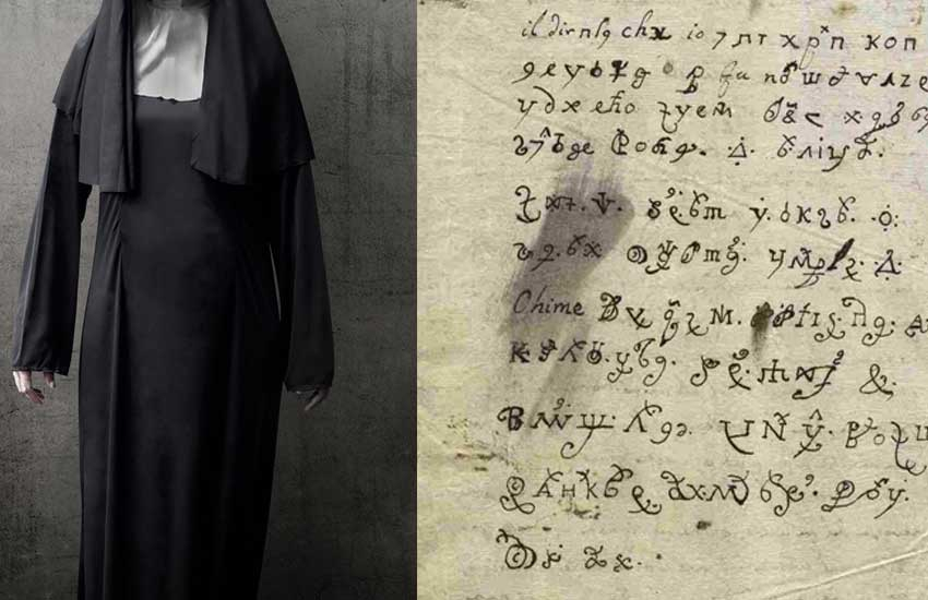 'Devil letter' written by nun 'possessed by Satan' finally translated