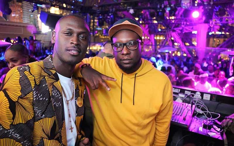 Dj Fully Focus' sold out Vegas Sevens show draws Kenyan celebrities