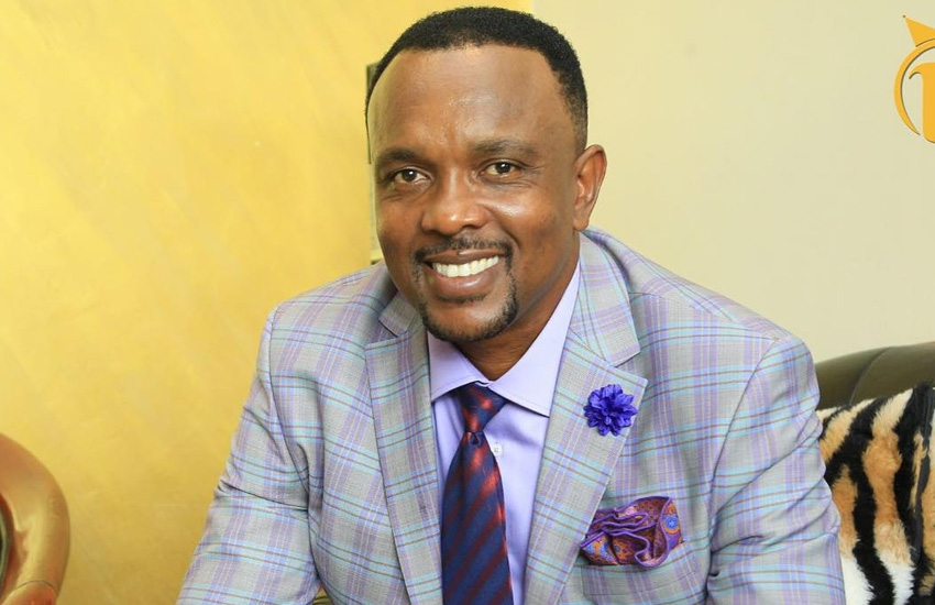 Don't allow life to soothe you to mediocrity - Bishop Allan Kiuna