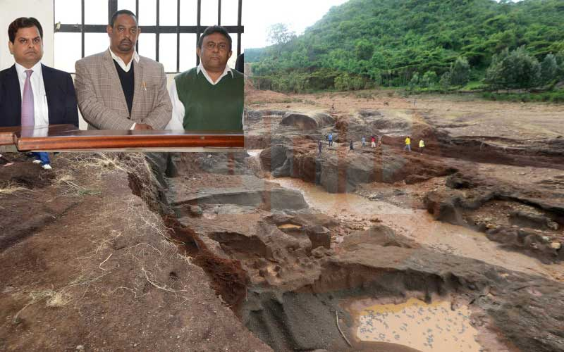 DPP on the spot as Solai dam case fails to start 18 months later
