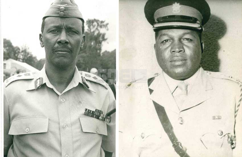 Faceless heroes: Four men who stopped Kenya Air Force coup plotters