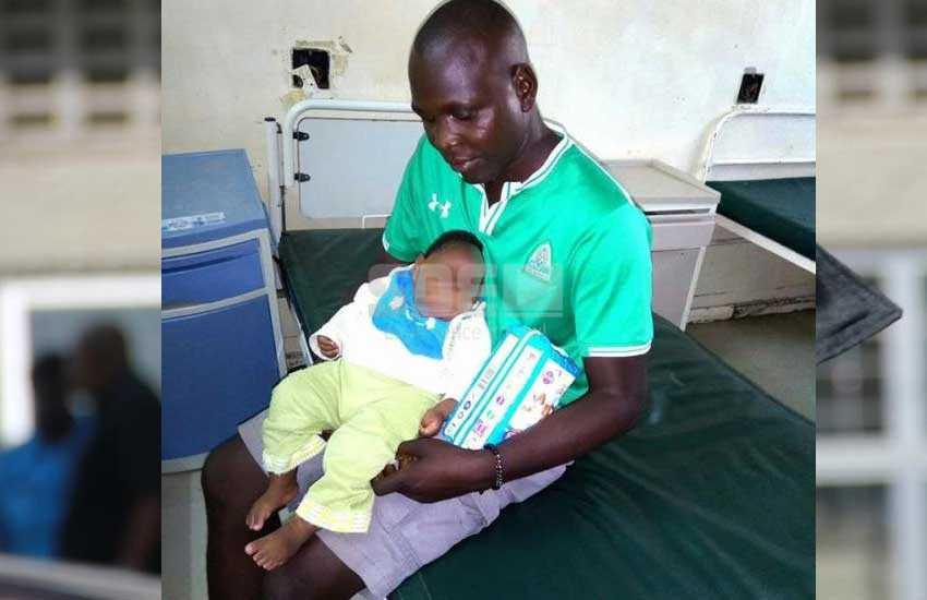 Cruelty even in death: Deformed baby dies, no one to bury him weeks later