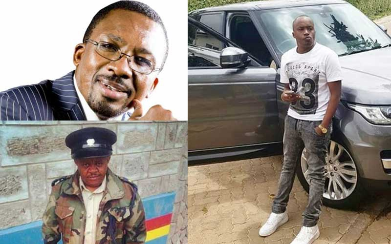 Four Kenyan celebrities accused of causing deaths on roads