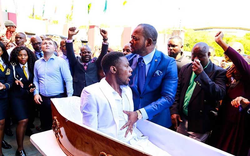 Funeral homes to sue Pastor Alph Lukau over 'resurrection' stunt