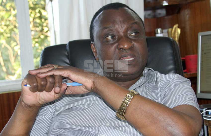 Had Imanyara slapped former First Lady, we would have dealt with him –bodyguard